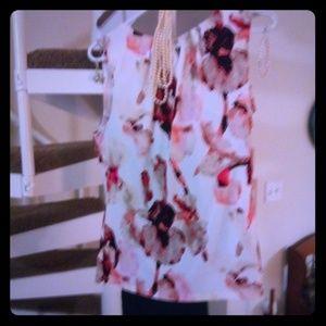 NWT large ivanka trump blouse and vera wang pants
